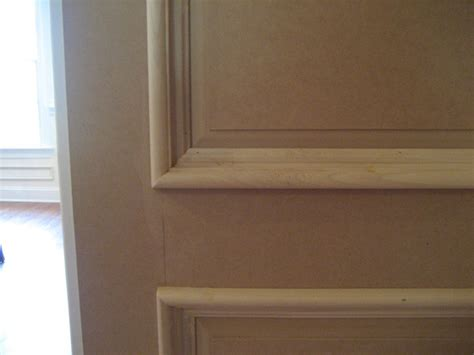 Wainscoting Molding Raised Panel Wainscoting Traditional New York By Jl