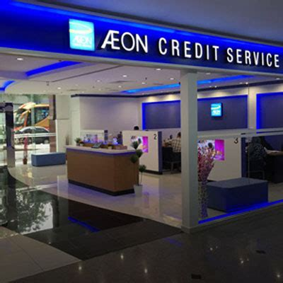 Aeon Credit Card Application Form Japan Overview Of How To Pay Aeon Credit Service Malaysia