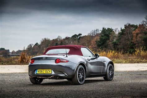 mazda z mazda mx 5 z sport limited edition for uk