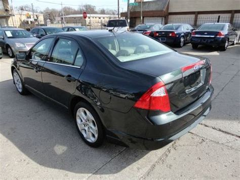 2010 ford fusion mpg 2010 ford fusion mpg 4 cylinder