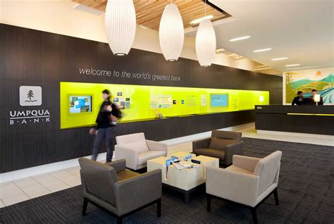 Forum Credit Union Customer Service Umpqua Bank Debuts Next Generation Store Model