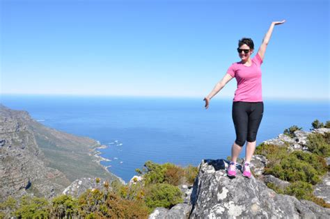 table mountain climbing climbing table mountain s in cape town