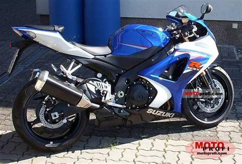 2007 Suzuki Gsxr 1000 Horsepower Suzuki Gsx R 1000 2007 Specs And Photos