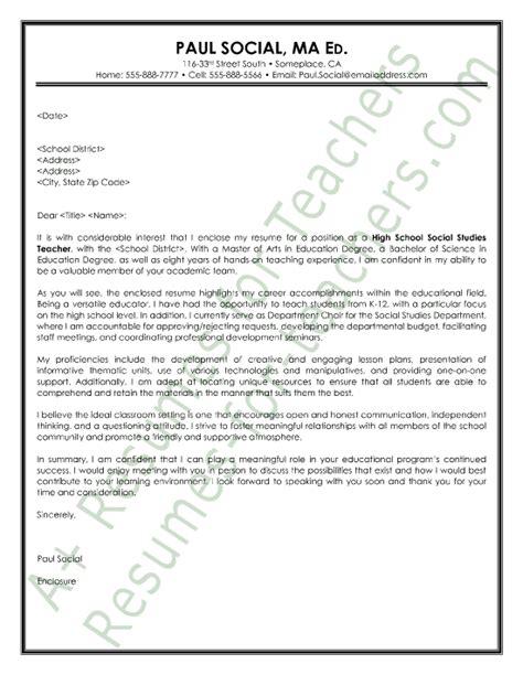 english teacher cover letter template resume genius all best cv
