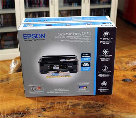 Printer Epson Xp 410 unboxing review of epson xp 410 wireless color inkjet printer with scanner and copier