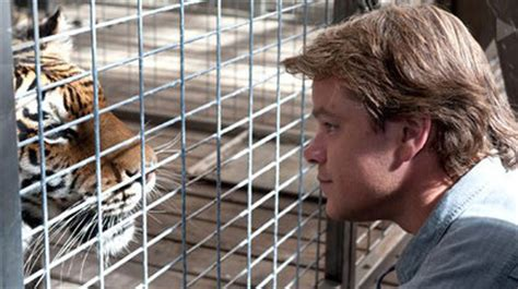 matt damon bought a zoo we bought a zoo a teary treat for glasgow festival
