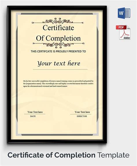 create certificate template editable blank certificates