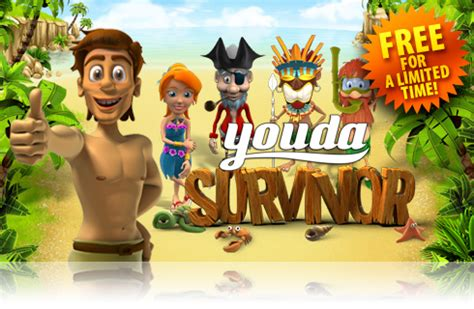 g5 games full version free download 4 day giveaway from g5 get youda survivor free on ios