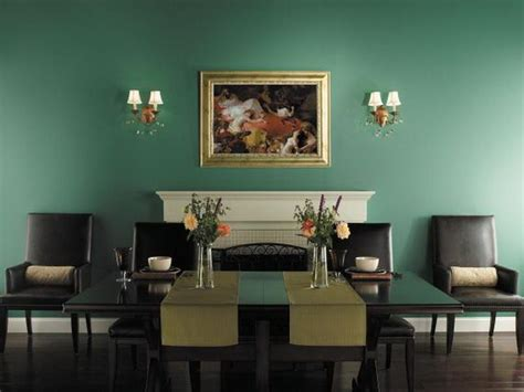 Best Paint Color For Dining Room by How To Repairs Dining Room Wall Aqua Paint Color How
