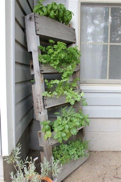 best 25 herb garden pallet ideas on vertical