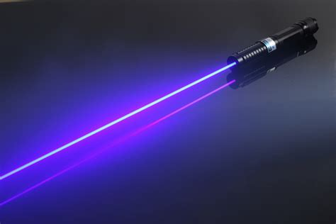 blue diode laser pointer powerful burning 2000mw 2w blue laser pointer handheld blue laser for sale