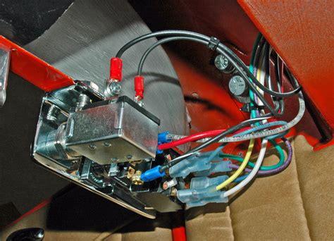 flaming river steering column wiring diagram wiring