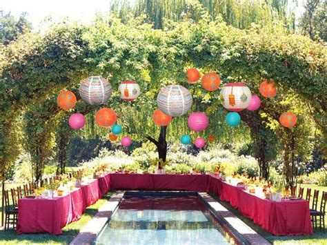 backyard decorations ideas nice room decoration ideas back yard summer party