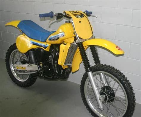 vintage motocross bikes for sale vintage motocross bikes for sale suzuki rm 125 1981