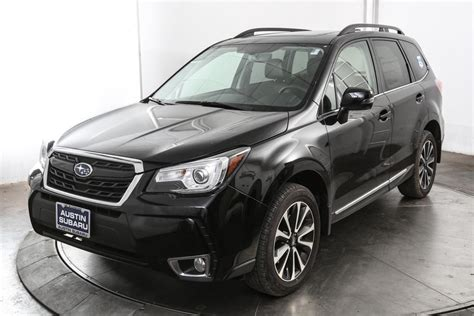 brown subaru forester new 2018 subaru forester 2 0xt touring 4d sport utility in