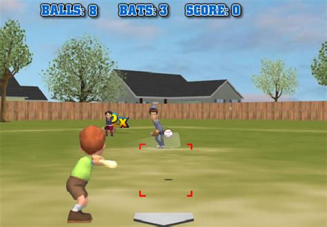 backyard sandlot sluggers backyard sports sandlot sluggers sport games gamingcloud
