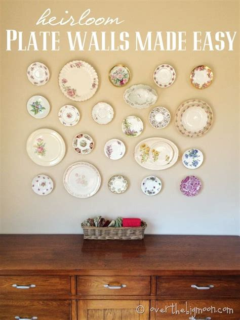 how to hang plates on the wall 185 best images about decorating with plates on pinterest