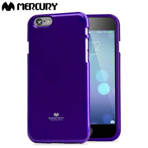 mercury goospery jelly iphone 6s 6 gel purple reviews