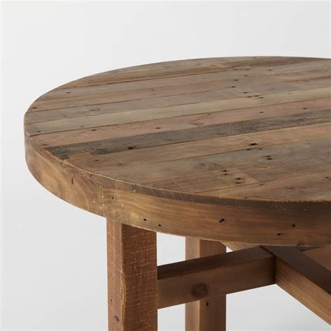 reclaimed wood dining table nyc emmerson reclaimed wood dining table elm