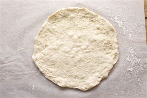 Dough Pizza tips for shaping pizza dough eat think be merry