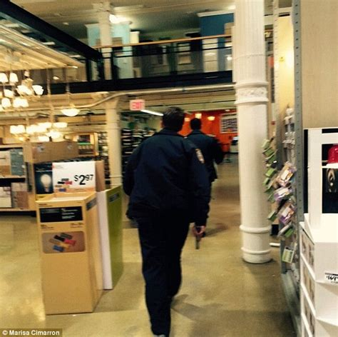 shooting at home depot store in new york city leaves at
