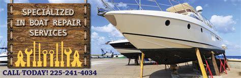 outboard motor repair in baton rouge boat repair company in gonzales la boat motor repair