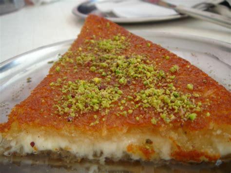 kunefe dessert kanafeh wikipedia
