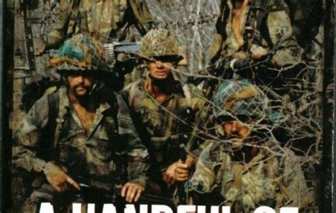 Author Interview With Sof A Handful Of Hard Men Sas And