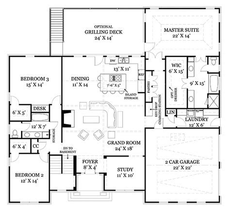 Ada House Plans   Smalltowndjs.com
