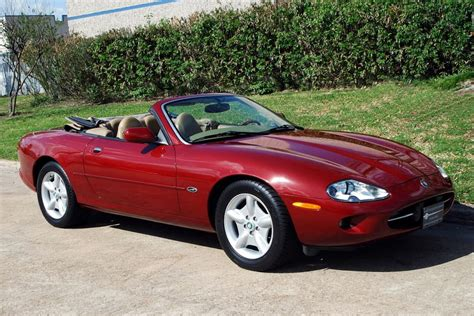 1997 jaguar xk8 1997 jaguar xk8 convertible auto collectors garage
