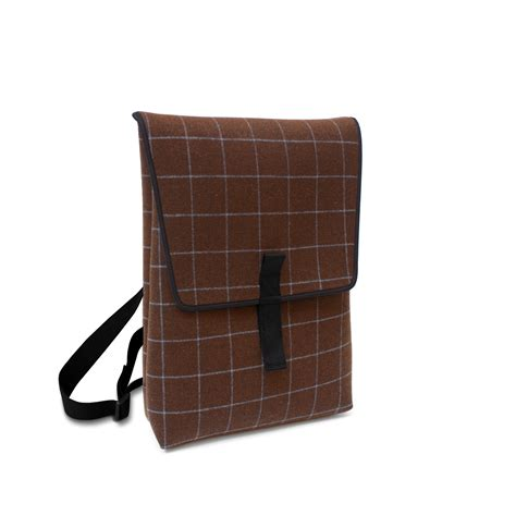 backpack sofa backpack sofa optical check pijama touch of modern