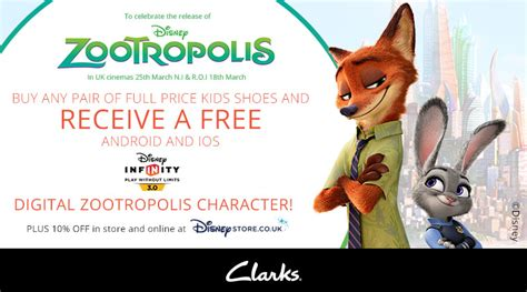 theme song zootropolis disney zootropolis review in association with clarks