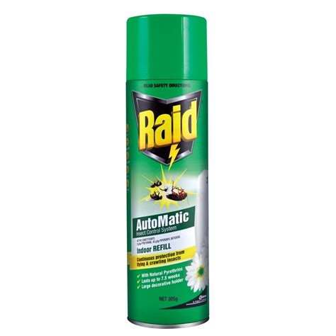 raid 305g automatic indoor insect refill i n 2960264 bunnings warehouse