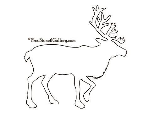printable santa sleigh stencil 41 best images about stencils on pinterest flower