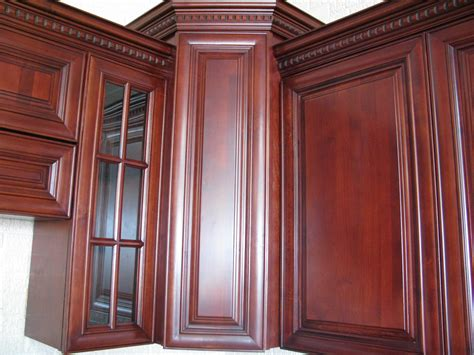 wood kitchen cabinet doors cherry vs maple kitchen cabinets home design