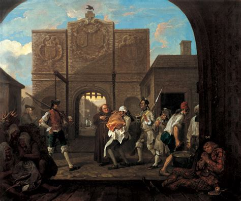 the gate of calais or the roast beef of old england william hogarth hogarth at food in the arts