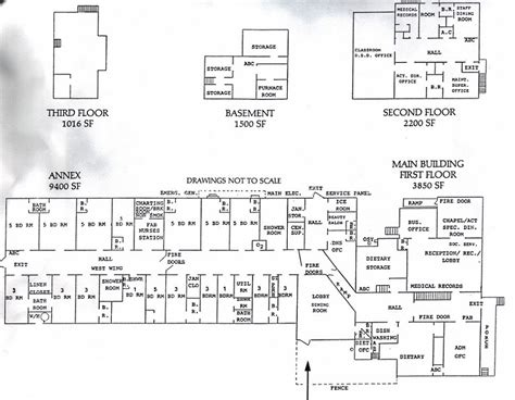 blue print of a house file wolfe manor nursing home floor plan jpg wikimedia