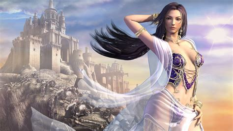 wallpaper game hot fantasy girl pictures wallpaper high definition high