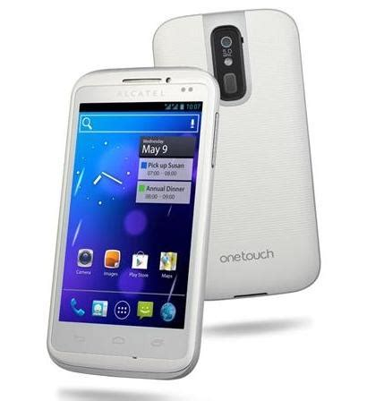 Handphone Alcatel One Touch alcatel onetouch 993d insight smartphone white selangor