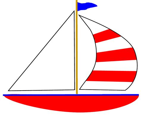 boat clipart sailboat free clip of sailing dromggm top clipartix
