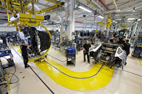 lamborghini factory lamborghini factory in sant agata keeps getting bigger