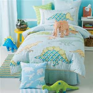 Dinosaur Toddler Bedroom Dino Junior Bedding With A Matching Pillowcase