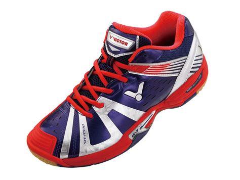 Sepatu Bulutangkis Merk Victor sh a930 b sepatu produk victor indonesia merk bulutangkis dunia