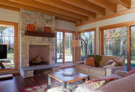 indoor outdoor wood fireplace sided truexcullins home is where the hearth is