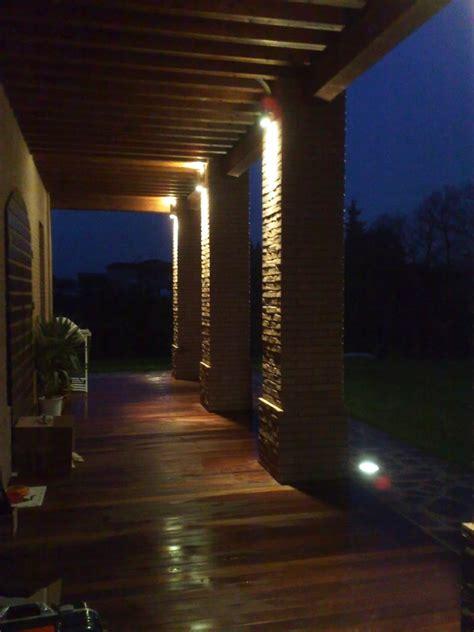 illuminazione portico illuminazione portico terminali antivento per stufe a pellet
