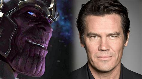 actors who could play thanos exclusive josh brolin to play thanos in guardians of the