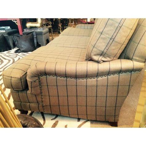 blue plaid sofa de 25 bedste id 233 er inden for plaid sofa p 229 pinterest