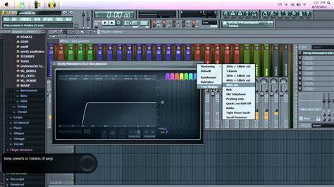 fl studio 10 tutorial parte i mas que raio 233 isto youtube como crear musica trance en fl studio 10 parte uno