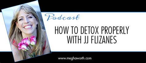 How To Properly Use A Detox For Tests by How To Detox Properly Meg Haworth