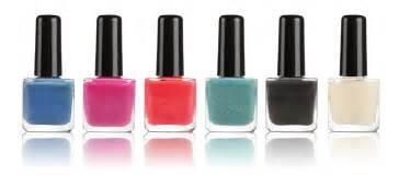 is painting on nail polish a harmless beauty aid